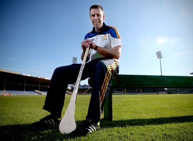New Clare joint hurling manager Gerry O'Connor.