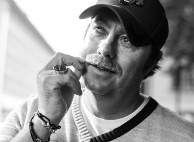 JC, co-founder of Movember