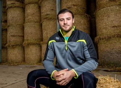 Henshaw was speaking at Canterbury's Ultimate Farm Challenge during the week.