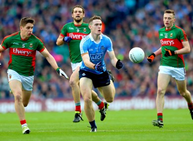 Lee Keegan and Brian Fenton both make this year's shortlist.