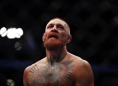 Conor McGregor will fight Eddie Alvarez at UFC 205 next month.