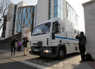 The man was convicted at the central Criminal Court. (File photo)