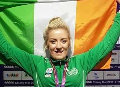 The Cork boxer has enjoyed a breakthrough year in 2016 and it was capped with bronze in Sofia last week.
