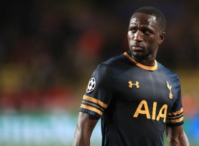 Moussa Sissoko has struggled to live up to expectations since joining Tottenham.