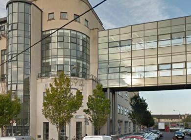 Mercy University Hospital in Cork city.
