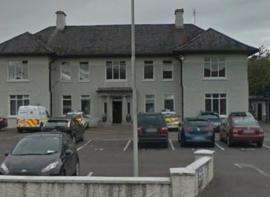 Gardaí in Navan Garda Station are investigating.