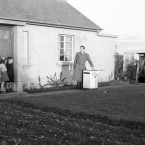 Electrifying rural Ireland, 26 January 1956. <span class=