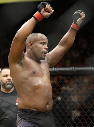 Cormier: injured.