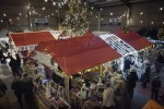 This Christmas market in Sligo is built inside an airport hangar and looks class