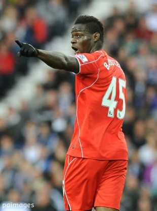Liverpool officials were conscious of Balotelli's indiscipline ahead of his arrival.