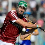 Exited at the All-Ireland semi-final stage with Galway but Burke had sparkled for the Tribesmen. After that went back to help spur St Thomas on to only their second ever Galway senior championship.<span class=