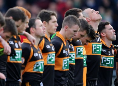 Austin Stacks were crowned Kerry champions in 2014.
