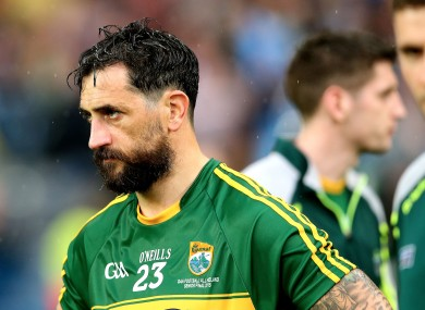 Galvin retired from inter-county duty in 2015.