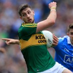 Has become the go-to guy in the Kerry attack. Man-of-the-match in the Munster final, ransacked the Dublin defence for 1-4 and then helped his club Dingle run the eventual Munster kingpins Dr Crokes  close in the county semi-final.<span class=