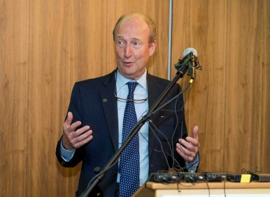 Shane Ross met with a number of organisations on Friday to discuss the recent announcement.