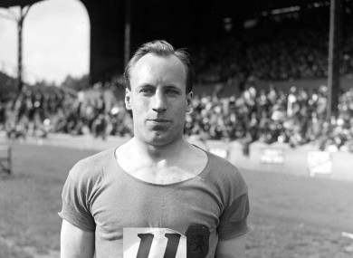 Olympic gold medallist Eric Liddell inspired the Oscar-winning 1981 film Chariots of Fire.