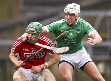 Alan Cadogan was in sparkling form today for the Cork hurlers