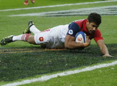 Wesley Fofana has suffered a serious injury.