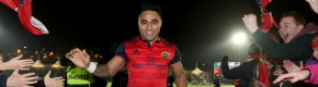 All Black Saili gives Munster 'something different' as his fitness grows