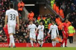 As it happened: Liverpool v Swansea, Premier League