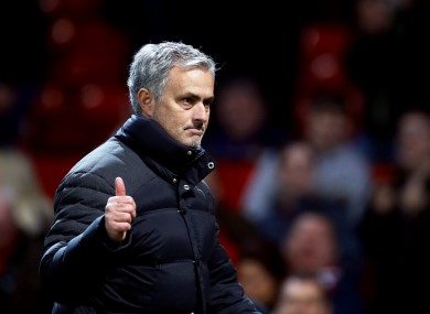 Jose Mourinho has urged Man United fans to create a formidable atmosphere for this weekend's big clash with Liverpool.