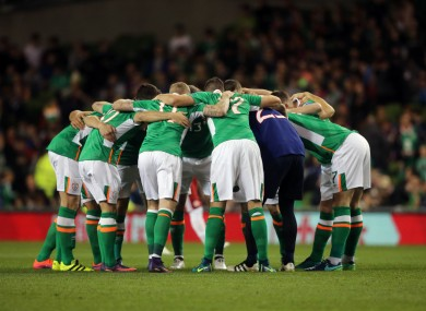 Uefa are likely to be awarded three extra World Cup spots, thereby increasing Ireland's chances of qualifying.