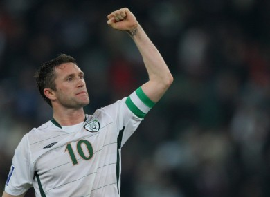 Sunderland are among the clubs believed to be interested in signing Robbie Keane.