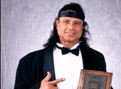 Jimmy Snuka has died aged 73.