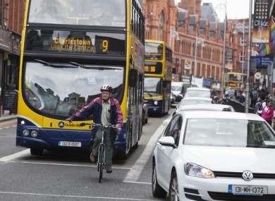 The bill will aim to limit the number of cyclists killed and injured on our roads.