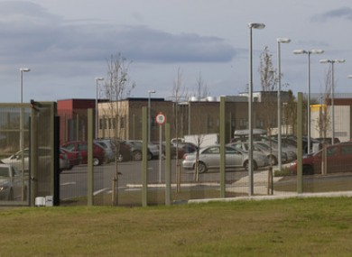 Oberstown detention centre in Lusk, Co Dublin.
