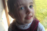 Ava suffers from a rare form of epilepsy called Dravet Syndrome