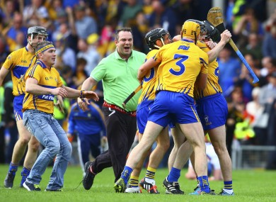 Clare gained promotion from Division 1B last year before winning the Allianz League title outright.