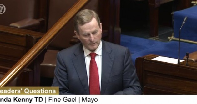 As it happened: Enda says he doesn't want to see commuters discommoded by bus strike