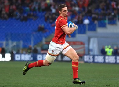 North returns to the Welsh starting XV.