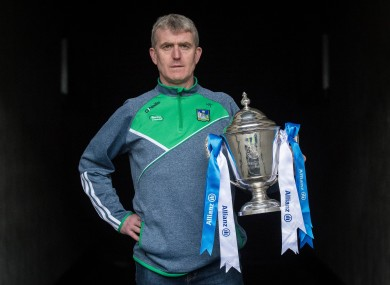 Can John Kiely guide Limerick out of Division 1B?