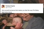 18 of the very best reactions to Pint Baby