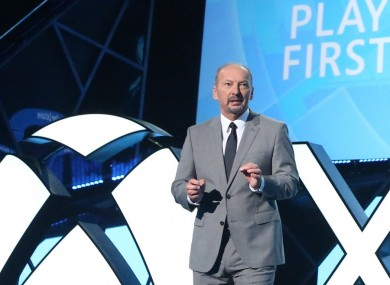 Moore has worked for nearly ten years with EA