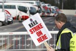 Bus �ireann strike rumbles on but Irish Rail says no services will be affected today