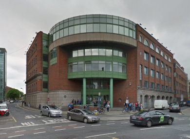 DIT building in Aungier Street