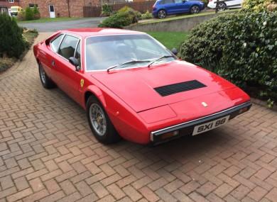 The Ferrari 308 GT4 is an underappreciated design clic on