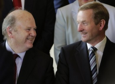 Noonan has given Kenny his backing.