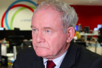 McGuinness on his IRA past: 'I fought against the British Army on the streets of Derry'