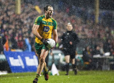 Donegal's Michael Murphy.