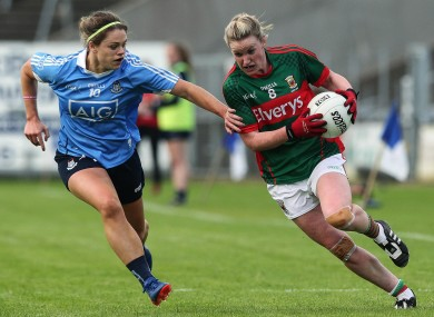 The two teams met in last year's All-Ireland semi-final, with Dublin prevailing on that occasion.