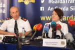 Nóirín O'Sullivan announces major restructuring of some garda sections - but she's not going anywhere