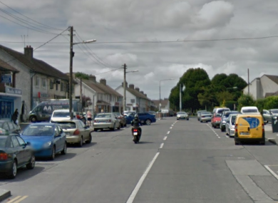 Fitzmaurice Road in Finglas.