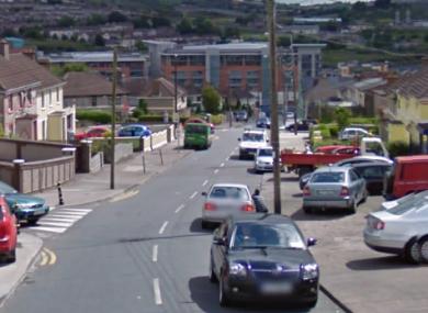 Popham's Road in Cork