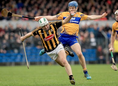 O'Donnell: started league games against both Cork and Kilkenny.