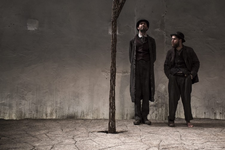 waiting for godot nothing to be done