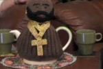 People were loving Angela and Eileen's Mr. T tea cosy on Gogglebox Ireland last night